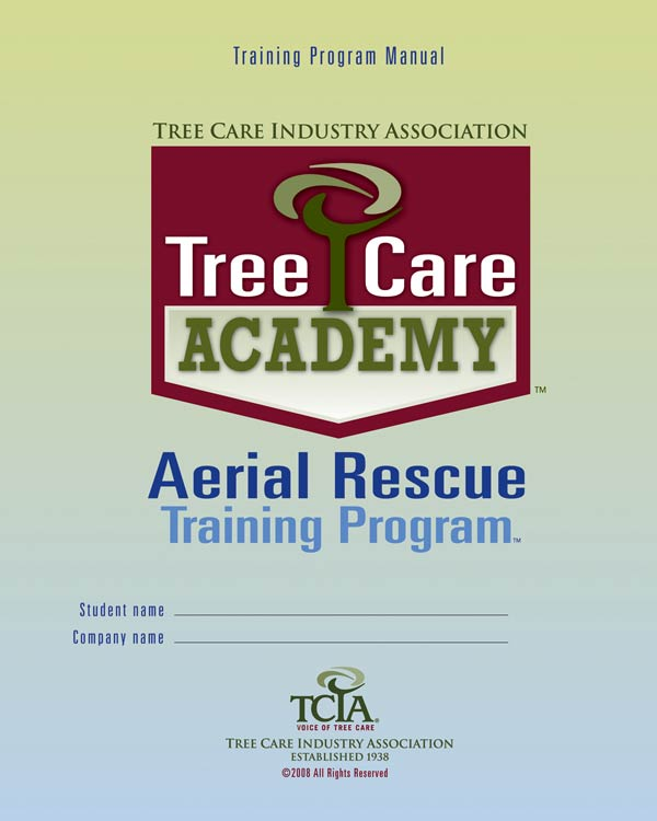 Aerial Rescue Training Program manual