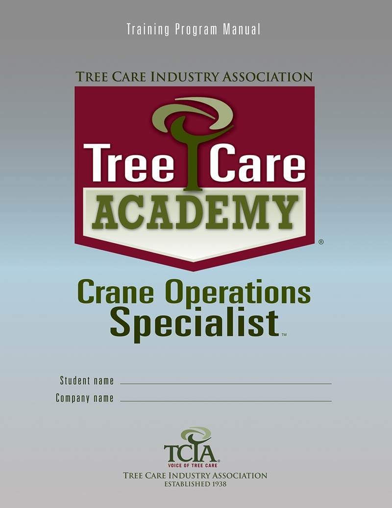 Crane Operations Specialist manual