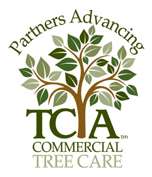 TCIA Partners Advance Commercial Tree Care Logo