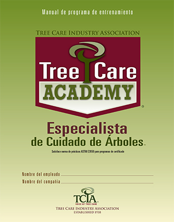 Tree Care Specialist - Spanish