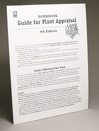 Guide For Plant Appraisal Workbook - 9th Edition