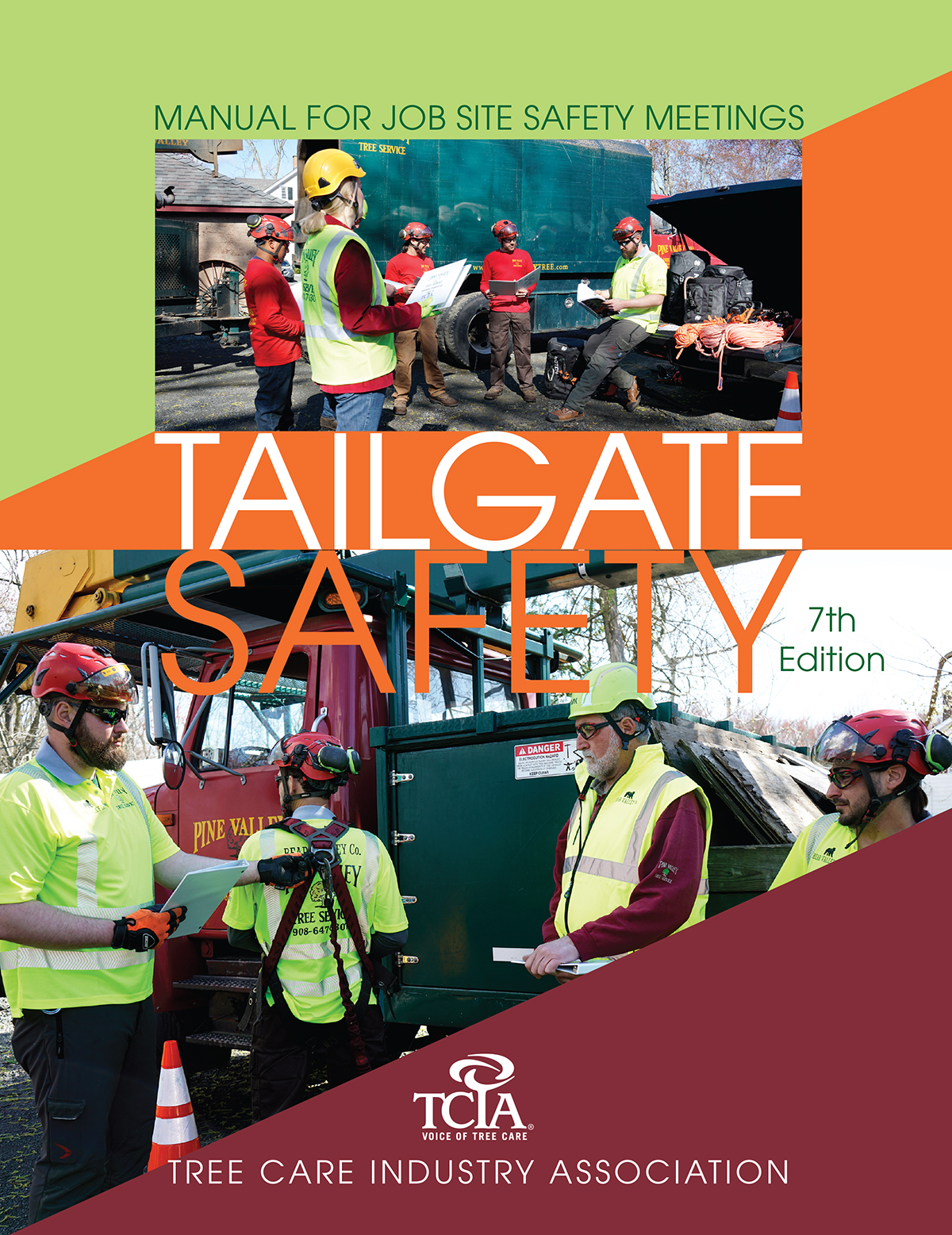 Tailgate Safety Program 7th edition
