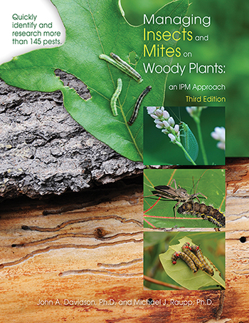 Managing Insects and Mites on Woody Plants an IPM Approach