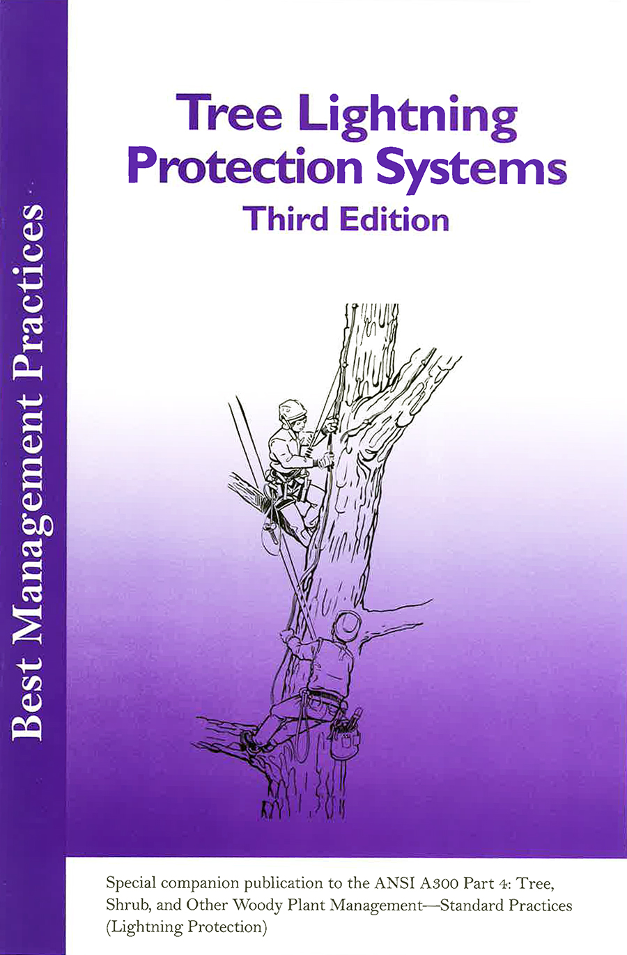 Best Management Practices Tree Lightning Protection