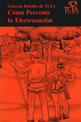 Pocket Guide Preventing Electrocution - Spanish