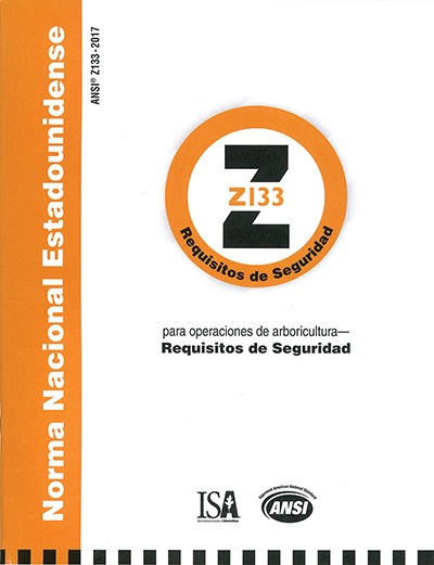 ANSI Z133 Arboricultural Safety Standards- Spanish