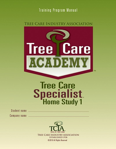 Tree Care Academy - Tree Care Specialist