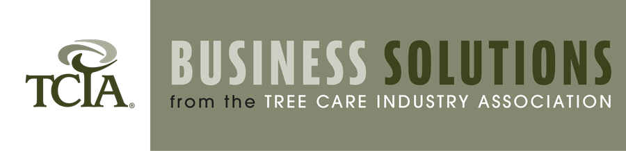 TCIA Business Solutions from the TREE CARE INDUSTRY ASSOCIATION