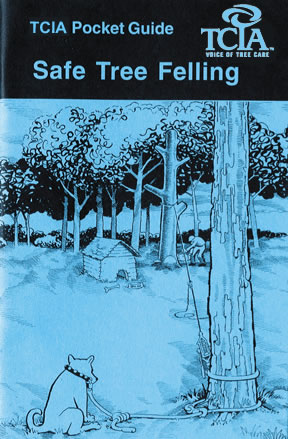 Pocket Guide Safe Tree Felling - English