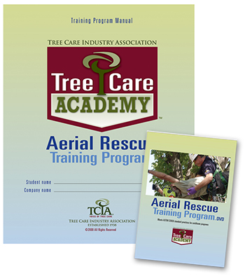 Tree Care Academy Aerial Rescue Flash Drive Kit - English