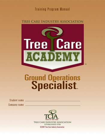 Tree Care Academy Ground Operations  - English