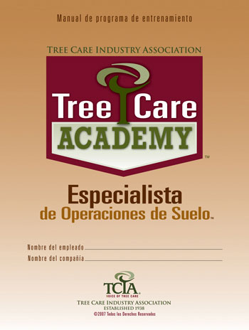Tree Care Academy Ground Operations - Spanish