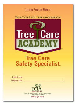 Tree Care Academy Tree Care Safety Specialist - English