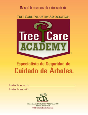 Tree Care Academy Tree Care Safety Specialist - Spanish