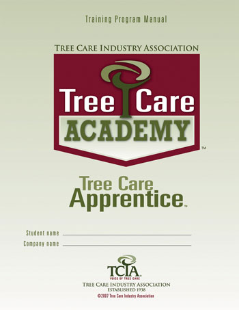 Tree Care Academy Tree Care Apprentice - English